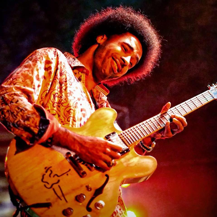 Selwyn Birchwood wsg King Biscuit Trio