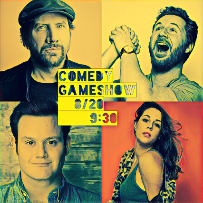 Comedy GameShow! w/ Jamie Kennedy, Jake Marin, Latif Tayour, Dana Moon, Griff Pippin, Sandro Iocolano, Aaron Mliner, and music by The Moonshots!