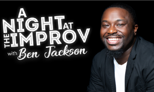A Night at the Improv with Ben Jackson