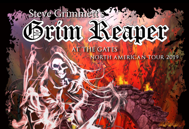 Steve Grimmett's Grim Reaper, Old James