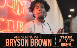 An Evening with Bryson Brown