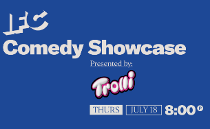 IFC Comedy Showcase featuring Pete Lee, Fahim Anwar, Scout Durwood, Brooks Wheelan, Shapel Lacey, & Gary Cannon!