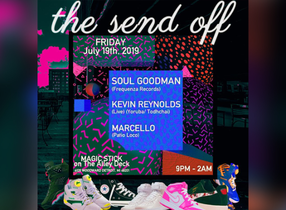 Soul Goodman, Kevin Reynolds, Marcello