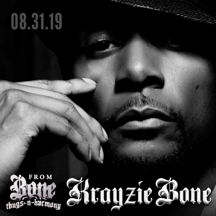 Krayzie Bone at FMH