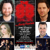 The 88 Show with Avery Pearson + Jamie Kennedy, Pete Lee, Ali Macofsky, Sandy Danto, Michelle Ortiz, Niccole Thurman & more!