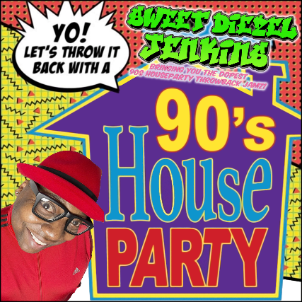 90's House Party (Throwback Dance Party)