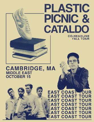 Plastic Picnic / Cataldo / Eastern Souvenirs
