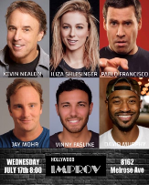 Socially Awkward ft. Iliza Shlesinger, Kevin Nealon, Jamie Kennedy, Pablo Francisco, Barry Diamond,Vinny Fasline and more TBA!