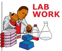 Lab Work! w/ Kenn Garr and more TBA!