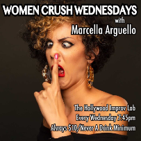 Women Crush Wednesdays with Marcella Arguello and more TBA!