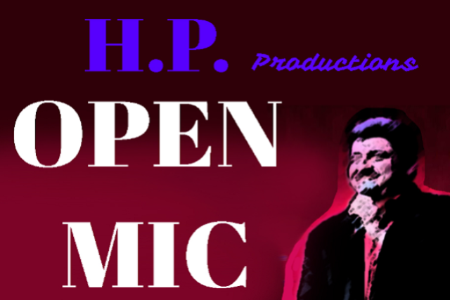 HP's Open Mic Spectacular