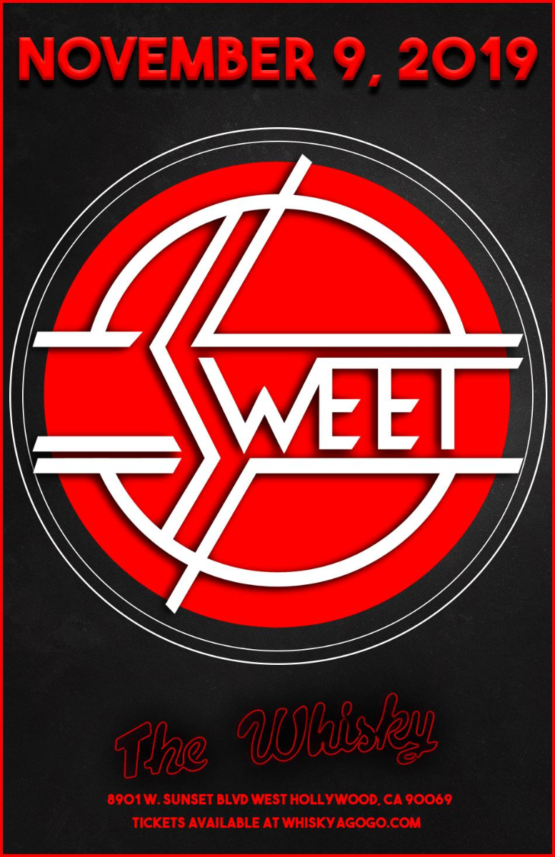 The Sweet, The Swansons , Henry Gayle, Ti85, Love Me Jeffrey