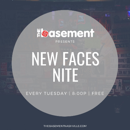 New Faces Night Feat., Rascal Martinez, Jacob Reese Thornton, Melissa