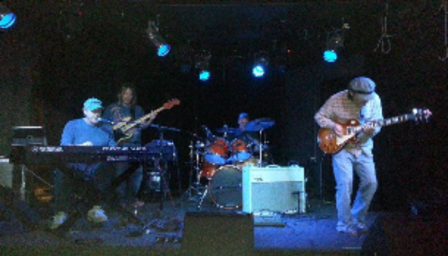 Happy Hour w/ The Blue Cats at Woodlands Tavern