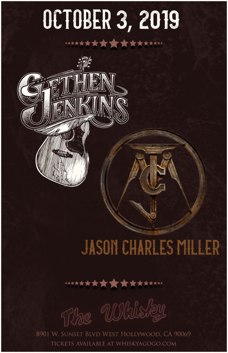 Gethen Jenkins, Jason Charles Miller, 72Rust, Layla Bina