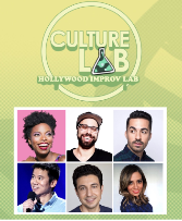 Culture Lab: Cristela Alonzo, Sasheer Zamata, Eddie Della Siepe, Sheng Weng, Maggie May, Latif Tayour, Dave Merheje, and more!