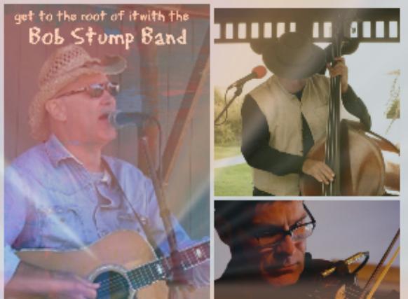 Bluegrass Brunch: The Bob Stump Band