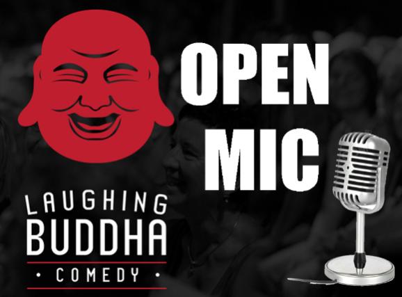Open Mic Frenzy - Laughing Buddha