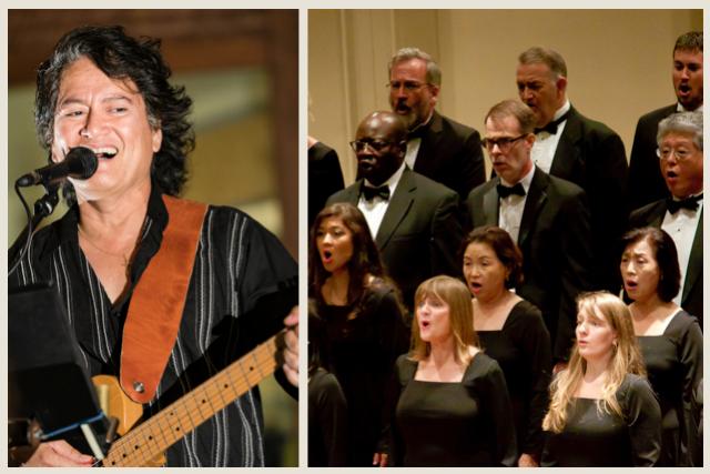 Musical Crossroads With Johnny Valentine & The Honolulu Chamber Choir