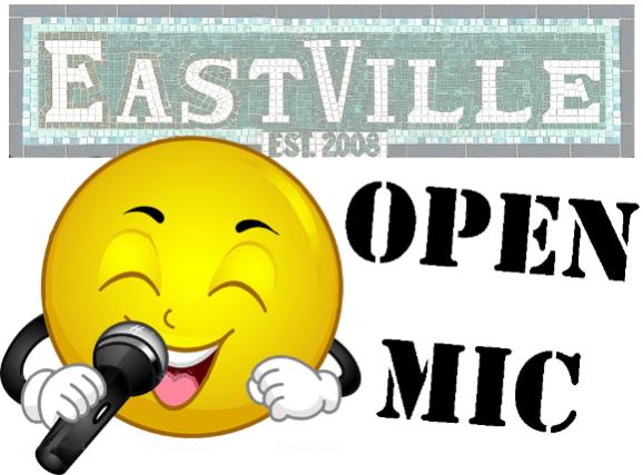 EastVille Open Mic Marathon