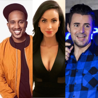 At the Improv: American Me Comedy w/ Chris Redd, Pete Lee, Crystal Marie, Vinny Fasline, Shaan Joshi, Jason Rogers, and more!