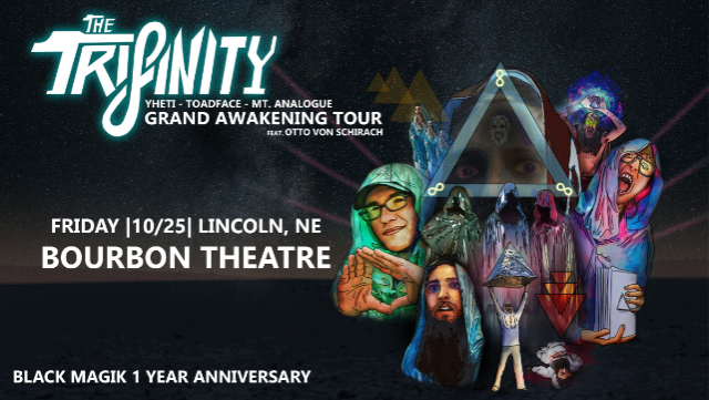 The Trifinity Grand Awakening Tour