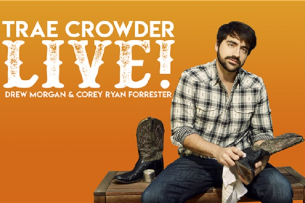 Trae Crowder Live! From WellRED