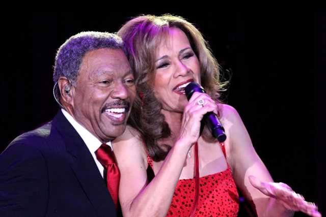 Marilyn McCoo & Billy Davis Jr