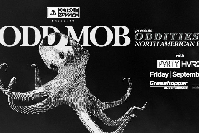 Odd Mob at Grasshopper Underground