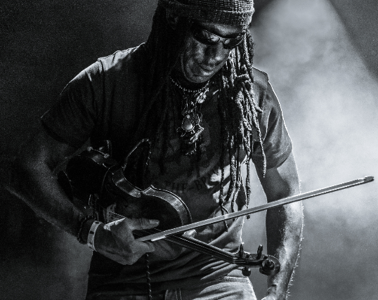 Funk 'n Waffles presents: THE WAY BACK featuring BOYD TINSLEY (formerly of DMB) w/s/g BS & SE