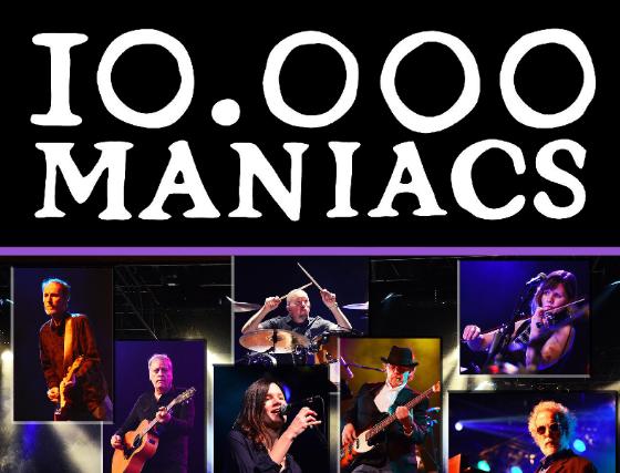 10,000 Maniacs at Crescent Ballroom
