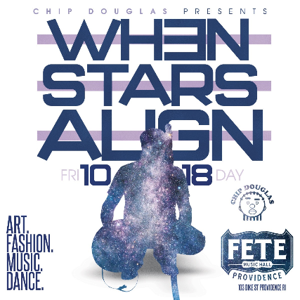 When Stars Align at Fete Music Hall