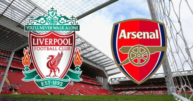 Liverpool vs. Arsenal viewing party