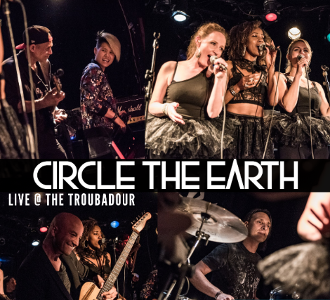 Circle the Earth w/ Special Guests at Troubadour