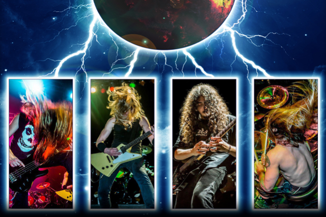 Blistered Earth - The Ultimate Tribute to Metallica
