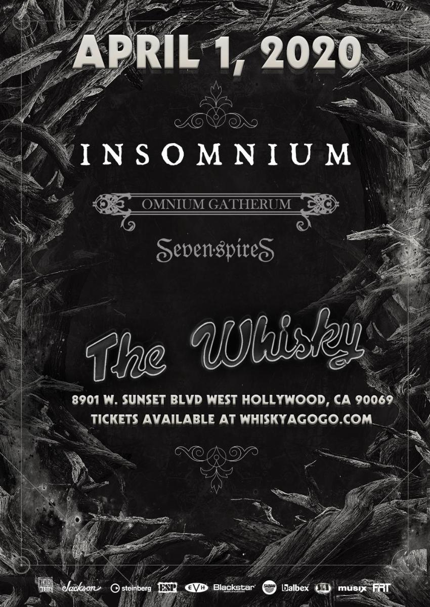 Insomnium, Omnium Gatherum, 7th Spires, Discarnate Motions, Luna 13
