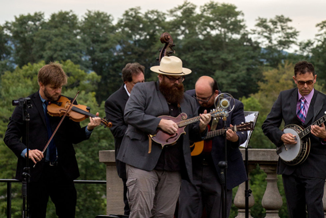 Bluegrass Brunch: Big Draw