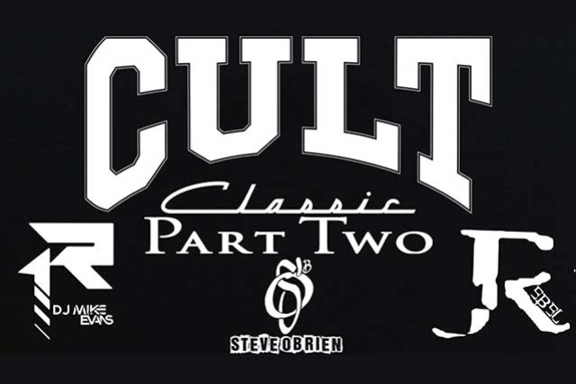 A Cult Classic Show Part 2: Steve O'Brien & J Rebel