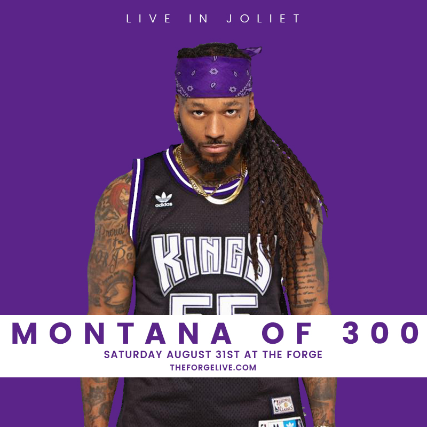 Montana of 300 Live at The Forge