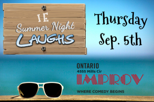 IE's Summer Night Laughs