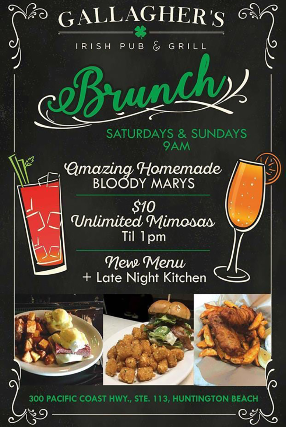 Extended Brunch, Orange County Blues Society