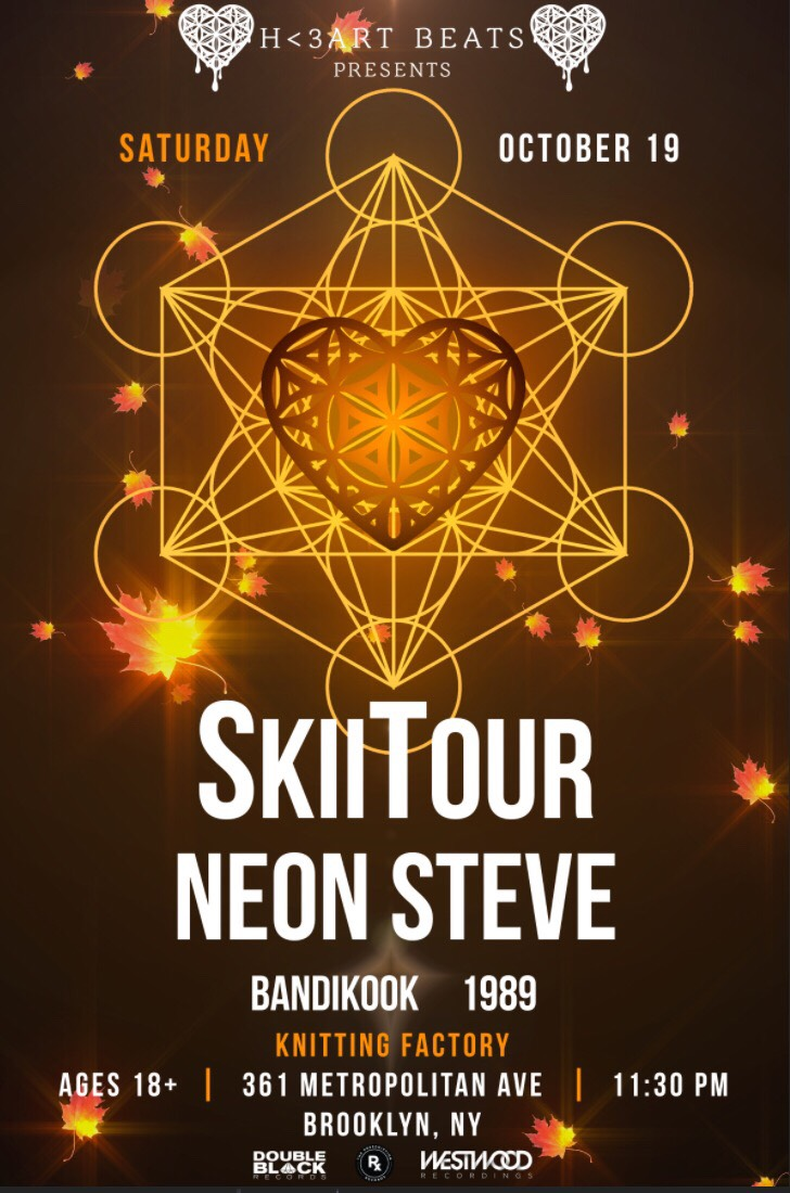 Image result for heart beats skiitour neon steve
