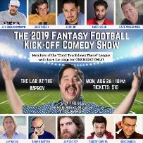 Greg Romero Wilson's Fantasy Football Comedy Show