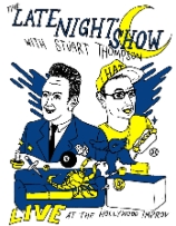 The L8 Night Show with Stuart & Keith ft. Tom Rhodes, Marlena Rodriguez, Jil Chrissie, Chris Gardner, and musical guest Ethan Edenburg!
