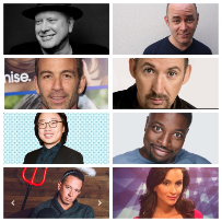 Bryan Callen, Todd Barry, Jimmy O. Yang, Darrell Hammond, Big Jay Oakerson, Harland Williams, Preacher Lawson, Crystal Marie, Gary Cannon, Bill Dawes, and more!