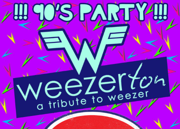 WEEZERTON - Tribute to WEEZER, CORE - Tribute to STONE TEMPLE PILOTS,