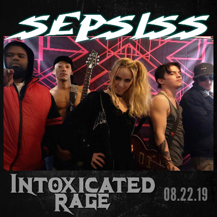 Sepsiss, Intoxicated Rage, Alloy, Exhale