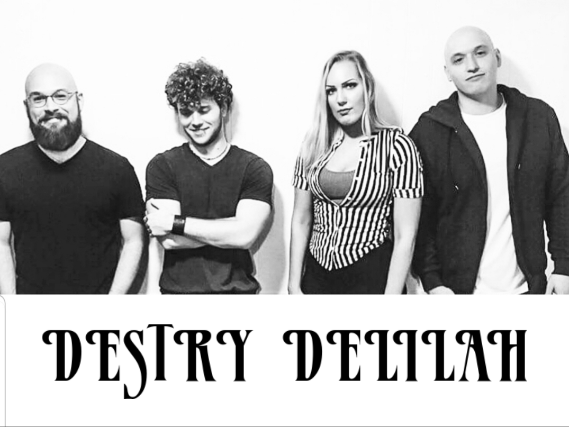Thompson House Presents// The Destry Delilah Band and More!