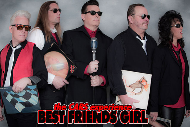 Best Friends Girl: The CARS Experience