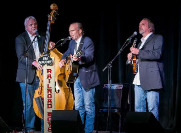 Bluegrass Brunch: Jim Gaudet & The Railroad Boys